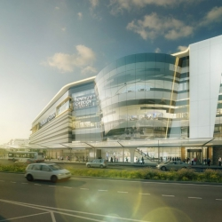 CHODOV SHOPPING CENTRE Building approval and handover cleaning